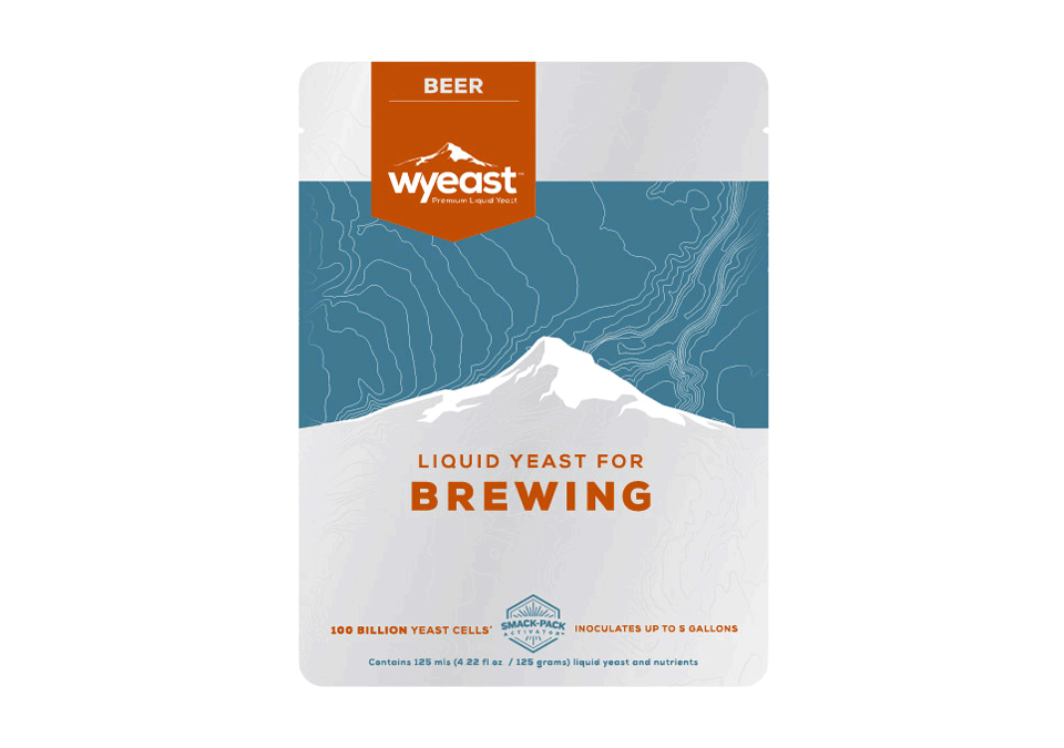 Wyeast 1056 American Ale Yeast