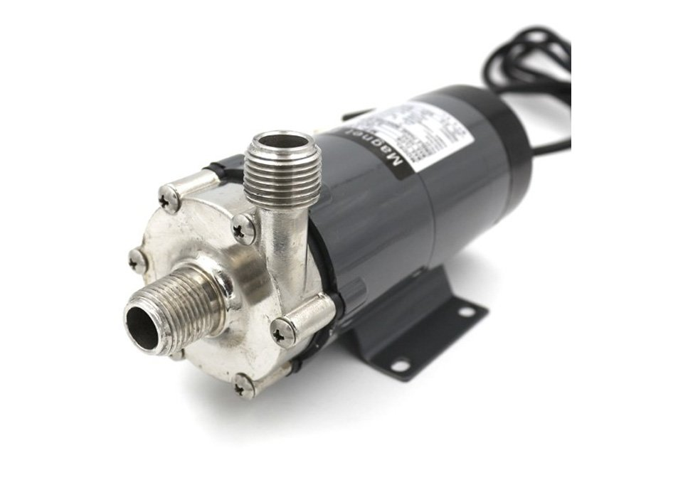 Magnetic Pump MP-15RM Stainless Steel Head