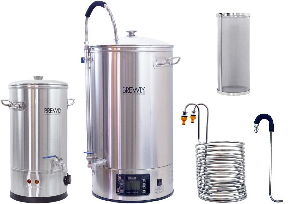 Brewly 70L Brewery Kit