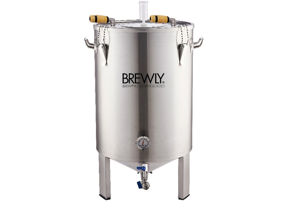 Brewly 60L Conical Cooling Fermenter with Chiller